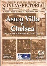 2000 FA CUP FINAL ASTON VILLA v CHELSEA
