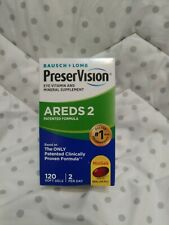 PreserVision Areds 2 Eye Vitamin and Mineral - 120 Softgels