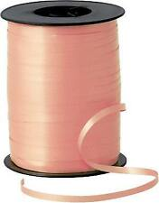 Rose Gold Curling Ribbon 500m