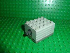 LEGO TECHNIC 9v motor moteur 2838c01 / 9701 8485 8094 9609 8064 9633 8480 8868