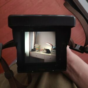 Replacement Bright Rolleiflex 3.5F, 2.8F Screen - BRAND NEW