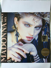 Madonna RARE 12inch LP - Dance mix -ONLY 8000 released worldwide