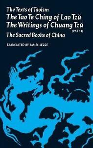 Texts of Taoism: v. 1 by Dover Publications Inc. (Paperback, 1962)