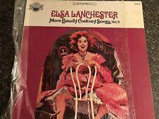 Elsa Lanchester, More Bawdy Cockney Songs, Vol II