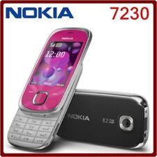 Nokia 7230 2G GSM 3G UMTS 900  2100 1900 Bluetooth Slide Mobile Cell Phone