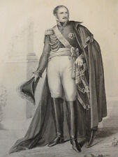 GRAVURE PERSONNAGE REVOLUTION & EMPIRE / Prince Eugène de Beauharnais
