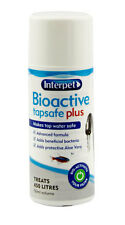 Interpet Bioactive Tap Safe Water Fish Tank Safe Tropical Marine Aquarium 450Lrs