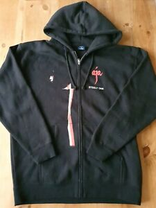 Steely Dan Aja Rock Tour Hoodie Sweatshirt Black Size Large, L, Unworn