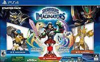 Skylanders Imaginators Starter Pack Sony PlayStation 4 PS4 -- NEW