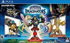 Skylanders Imaginators: Starter Pack (Sony PlayStation 4, 2016)