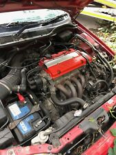 HONDA ACCORD TYPE R 2.2 Vtec Complete Engine With Ancillarys 1999-2003 Breaking