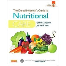 The Dental Hygienist's Guide to Nutritional Care Ed 4 by: Judi Ratliff Davis