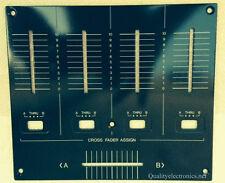 Pioneer Fader Panel For DJM900Nexus Dj Mixer, Pioneer Fader panel