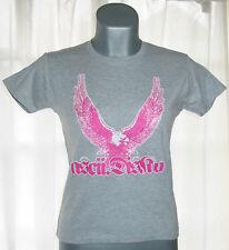 ASCII DISKO ladies skinny fit promo t-shirt - new (SM)