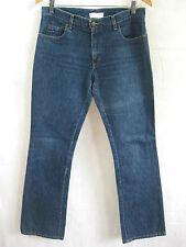 Paul & Joe Size 31 or 12 Blue Casual Bootleg Denim Jean
