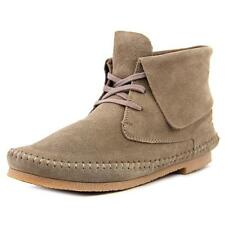 Flat (0 to 1/2 in.) Comfort Synthetic Boots for Women
