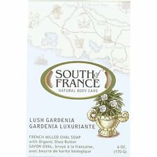 South of France Soap - Lush Gardenia 6 oz (170 grams) Bar(S)