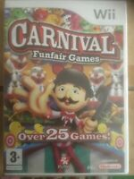 Carnival Games - Nintendo Wii - BRAND NEW - Funfair Games