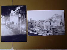 Opera House Valletta, Malta  World War 2 photograph