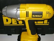 DeWALT DW059 IMPACT WRENCH & CASE 18V, BARE  not DCF889 *** NEW