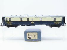 HO France Trains 305 CIWL Orient Express Baggage European Passenger Car #1290