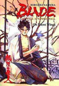 Blade of the Immortal Vol 4: On Silent Wings by Hiroaki Samura 2011 PB DH