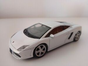 Welly N º 44018 Lamborghini Gallardo LP560-4 1/43