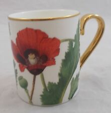 Villeroy & and Boch SENTIMENTS POPPIES mug 9cm