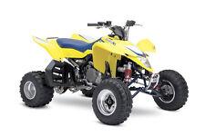 SUZUKI LT-R450 QuadRacer  ATV Service , Owner's and Parts Manual CD
