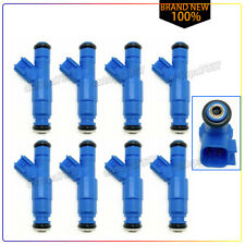 Set 8 OEM Denso Upgrade FJ995 EV6 Fuel Injector 2009-2010 For Ford F-150 4.6L V8
