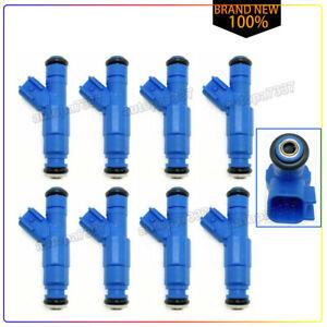 8X OEM Fuel Injector 0280155923 fit Cadillac DeVille Pontiac Oldsmobile 4.0 4.6L