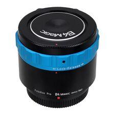 "Fotodiox Objektivadapter Pro B4 Magic Adapter for BMPCC - B4 (2/3"") Lens"