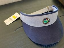 New listing Masters Golf Visor Navy (2018 Unworn with Tags)