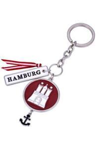 Giftcompany Schlüsselanhänger 'Hamburg', 72507