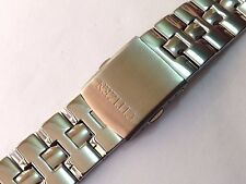 20MM CITIZEN in ACCIAIO INOX LUCIDO GENTS WATCH STRAP Straight END (CZ1)
