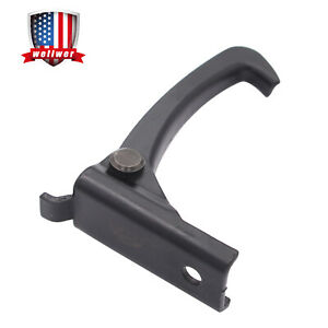 Front Hood Safety Catch Hook For 2007-2018 Jeep Wrangler 55395654AA 3.6L 3.8L