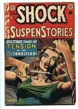 Shock SuspenStories #8 1953- EC comics Horror-Menaced with knife