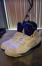 Nike Air Jordan Retro 5 Grapes (2013) Size 13