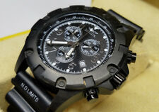 INVICTA SPECIALTY COLLECTION MENS CHRONOGRAPH BLACK SPORT WATCH 13623 NEW BAND