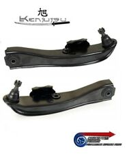 Front Lower Track Control Arms TCA Suspension Pair - For S13 200SX CA18DET