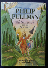 Philip Pullman, The Scarecrow and his Servant, 1st/1st, HBK, DJ, *SIGNED*