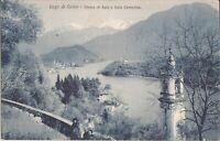 Lago di Como, ITALY  - Church of Salo & Comacina Island