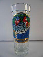 "Niagara Falls Tall Shot Glass 4"""