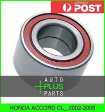 Fits HONDA ACCORD CL_ 2002-2008 - Rear Wheel Bearing 38X74X40