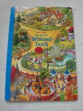 Das Grosse Wimmelbuch - Bauernhof - Park - Zoo   von Anne Suess   TOP