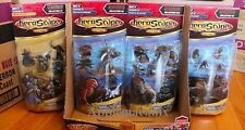 NEW NIB Heroscape Wave 12 Collection D2 Warriors of Eberron Complete 4 Packs D&D
