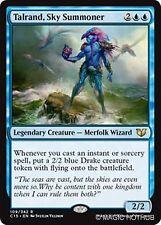 TALRAND, SKY SUMMONER Commander 2015 MTG Blue Creature — Merfolk Wizard Rare