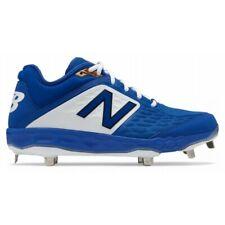 New Mens New Balance L3000TB4 Low Metal Baseball Cleats Blue/White Size 9 M