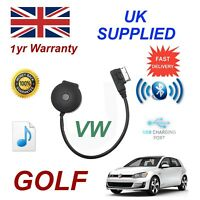 For VW GOLF Bluetooth Music Streaming USB Module MP3 iPhone HTC Nokia LG Sony
