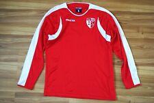 Fc Sion Swiss 2007/2008 Away Football Shirt Jersey Longsleeve Macron Signed #3